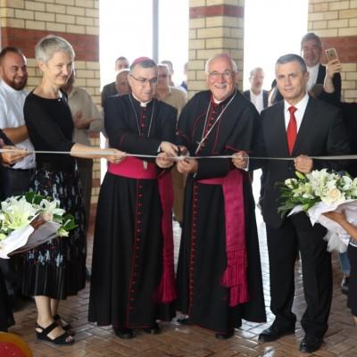 إفتتاح مدرسة أم المعونة في عنكاوا