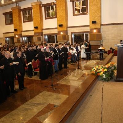 لجنة التعليم المسيحي في الإيبارشية تقيم مؤتمرها الأول