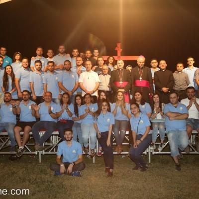 أختتام مهرجان عيد الصليب 2016