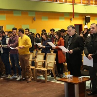 انتخابات الأمانة العامة لفريق العمل الرسولي