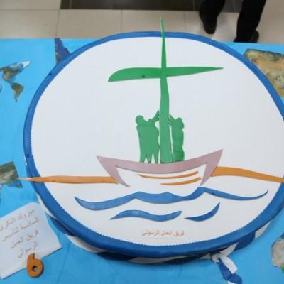 فريق العمل الرسولي يحتفل بالذكرى السنوية السادسة لتأسيسه
